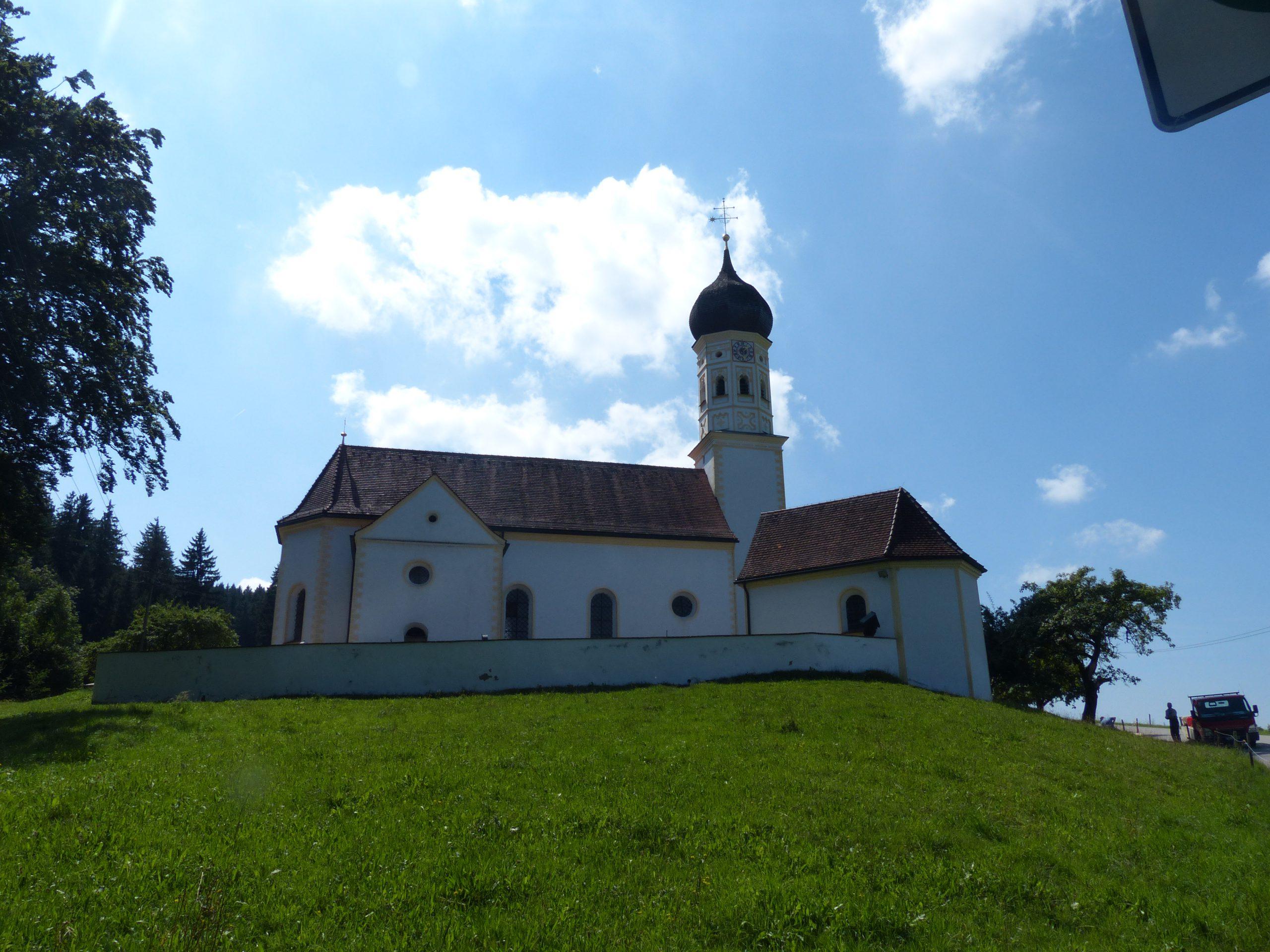 Kirche Fischbach
