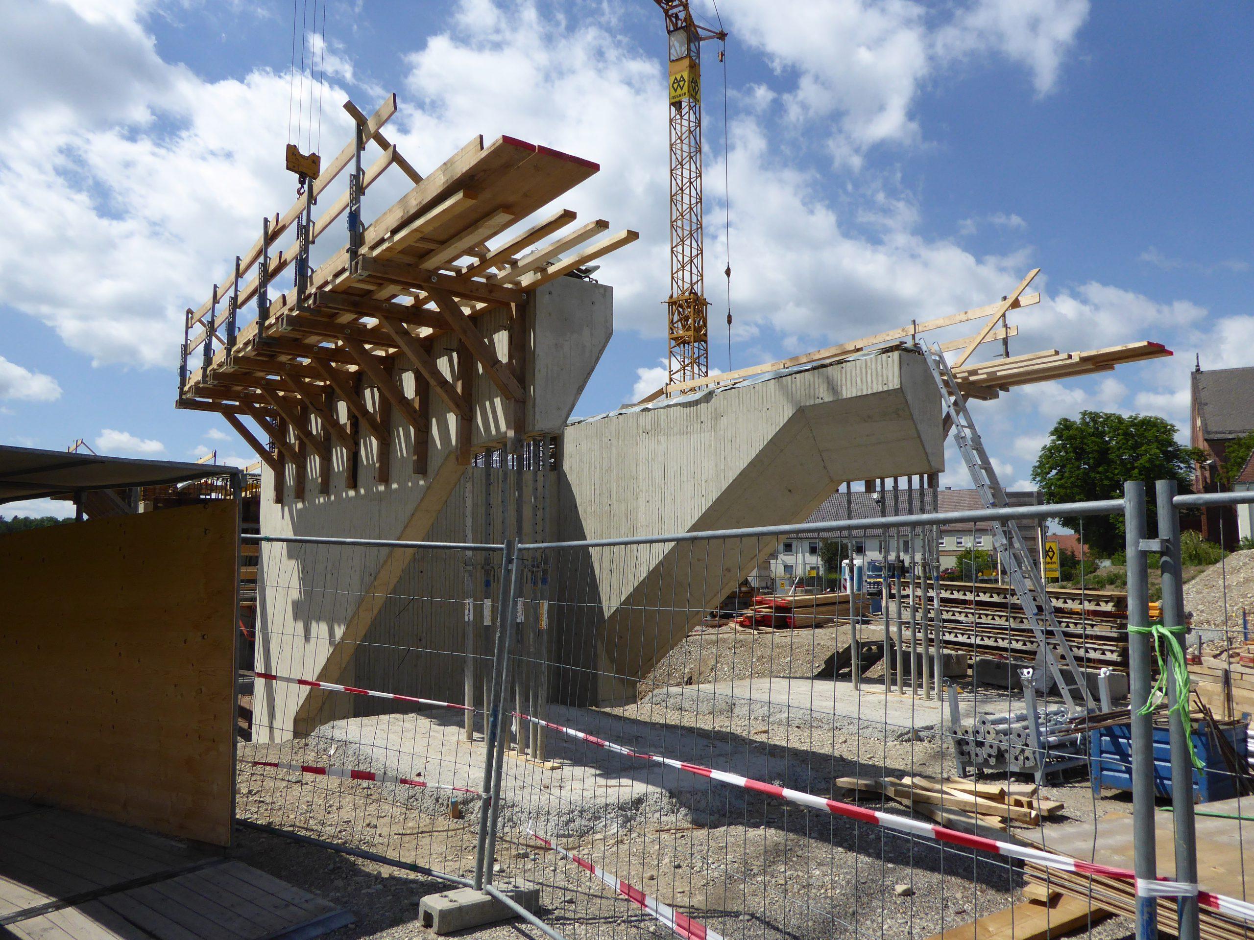 Ökologische Baubegleitung Brückenbau