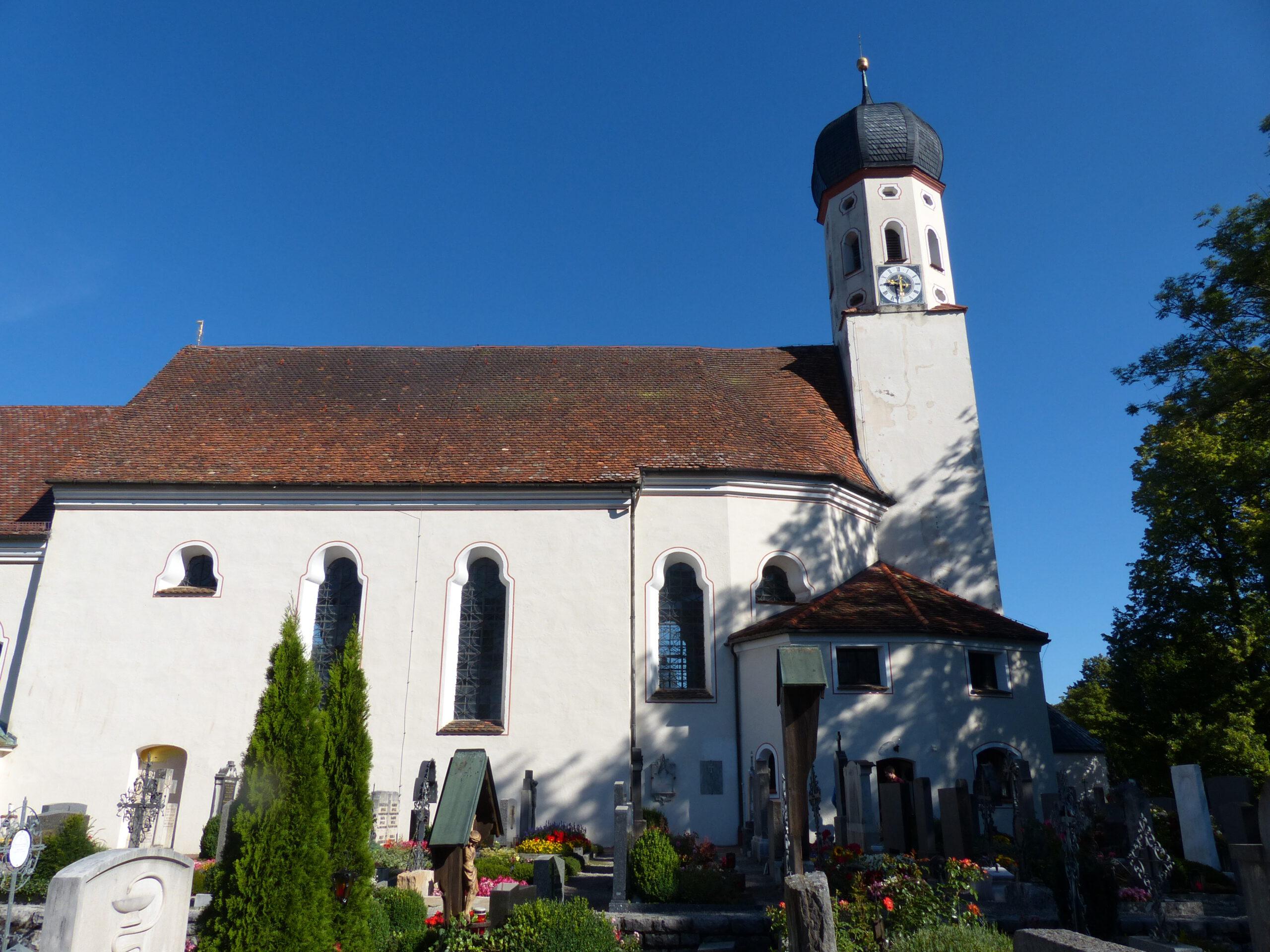 Fledermauskontrolle Kirche